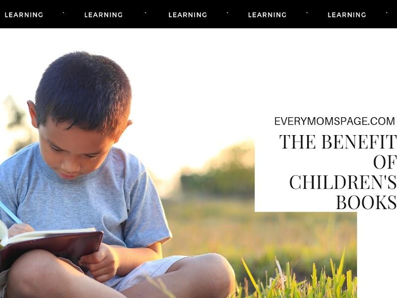 The Benefit of Children's Books