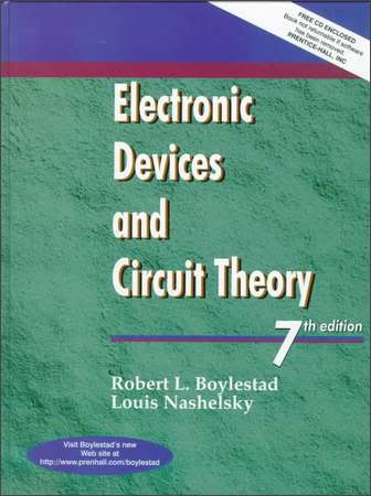 electronic devices and circuit theory by robert boylestad and louiselectronic devices and circuit theory by robert boylestad and louis nashelsky pdf