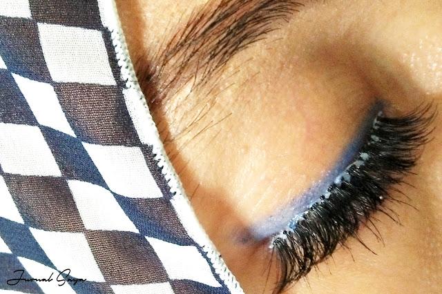 inez eyeliner pencil biru