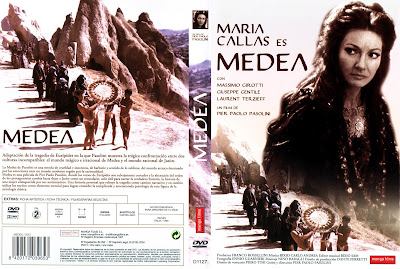 CARÁTULA: Medea (1969)
