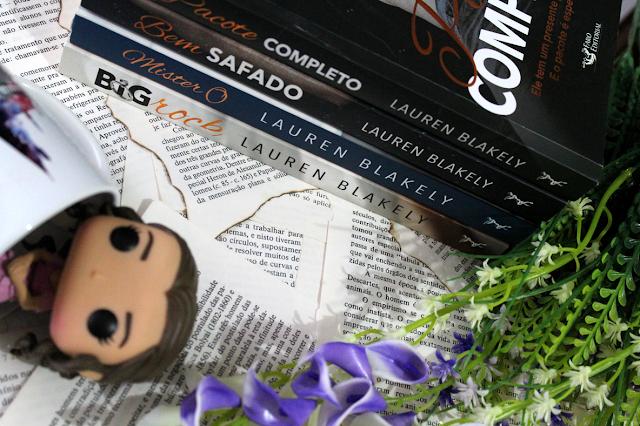 Faro Editorial adquiriu os dois últimos livros de Lauren Blakely!