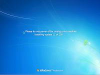 いまさらながらWindows 7 SP1