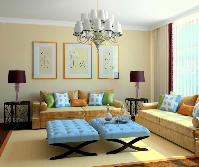 tata ruang tamu minimalis sederhana