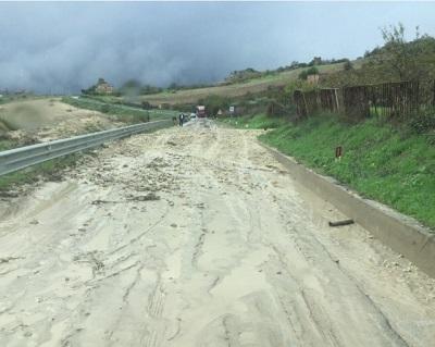 Anas: lavori in corso per rendere le strade percorribili