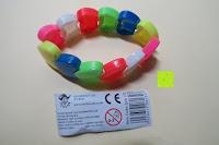 Armband und Zettel: German Trendseller® - 6 x Herz Armbänder für Kinder ┃ Herzen┃ Kindergeburtstag ┃ Mitgebsel ┃ Kinderschmuck ┃ 6 Stück