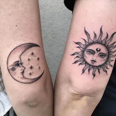m not saying that sister tattoos can make your sisterly relationship any stronger ✘ +23 Amazing Sister Tattoos Styles Ideas To Copy In 2020