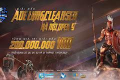 AoE LungCleanser Hà Nội Open 9: Thể thức và lịch thi đấu!