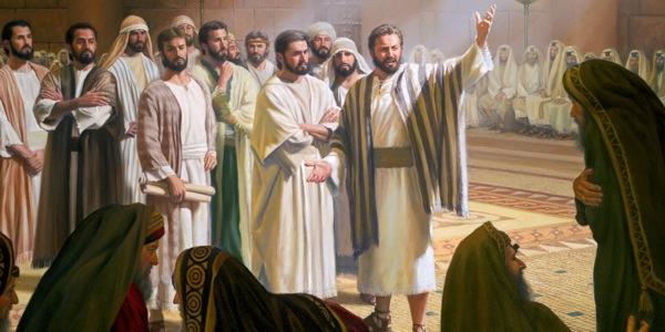 Pedro-predicando