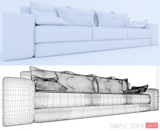 Nomeradona SketchUp VR  SketchUp Modeling Series   13 Pillows and ... e07a20b60