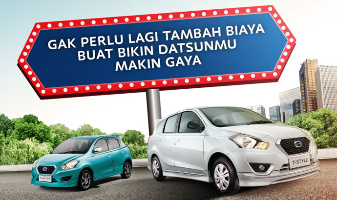 Datsun Spesial Offer - 2