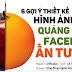 6 gợi ý thiết kế hình quảng cáo facebook ấn tượng