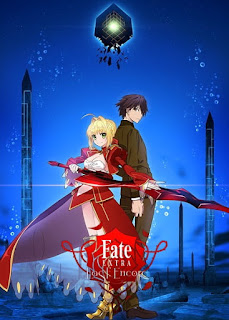 Fate/EXTRA Last Encore Latino