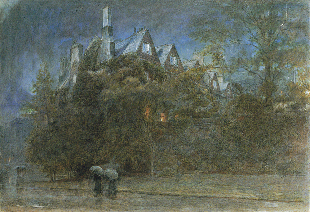 Victorian British Painting Albert Goodwin Ctd