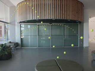 Obra de Arte de Tenis Ana Soler