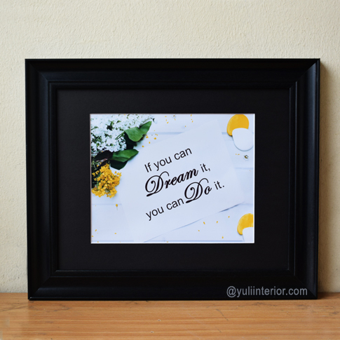 Inspirational Wall Frames In Nigeria