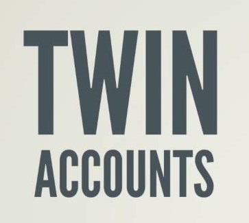Twin accounts Two Adsense accounts