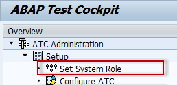 Remote Code Analysis in ATC – Technical Setup step by step