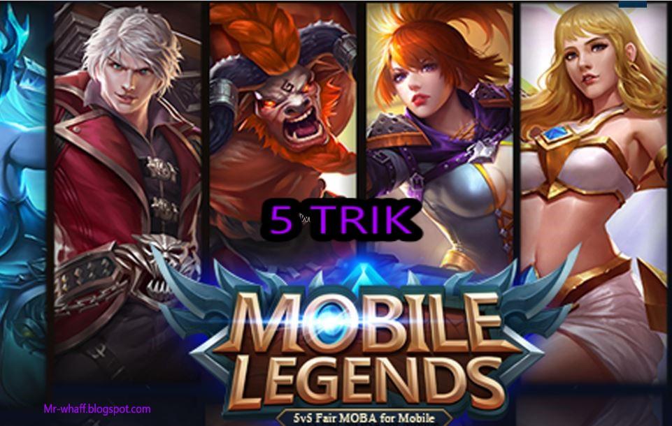 Hasil gambar untuk mobile legend newbie