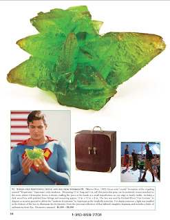 Super man 3 Kryptonite and carry case