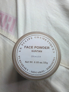 Latulipe Face Powder Sutan
