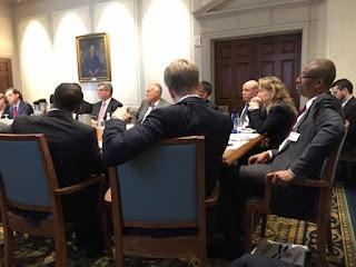 Nigeria touts asset opportunities to US investors