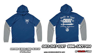 Grosir Kaos Long Sleeve BBM: 5ACF7414