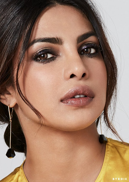 Priyanka Chopra Latest photoshoot and interview photos