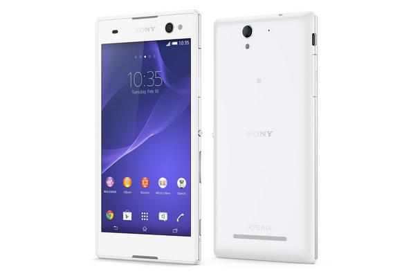 Spesifikasi Sony Xperia C3 Terbaru