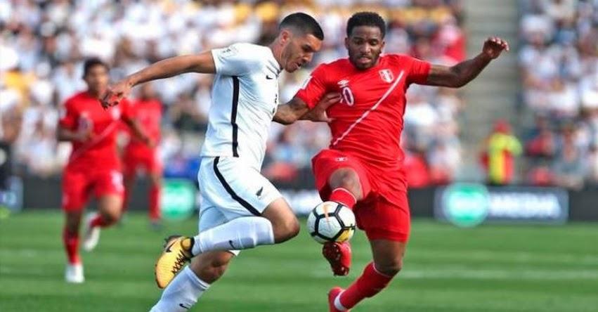 PERÚ CLASIFICÓ AL MUNDIAL RUSIA 2018: Blanquiroja ganó 2 - 0 a Nueva Zelanda