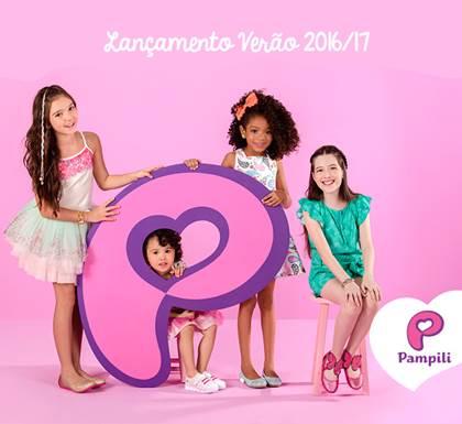 Pampili lança campanha em parceria com a MAGICFEET