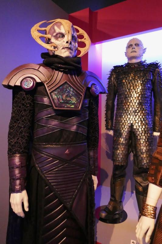 Orville season 1 Navarian Ambassador costume