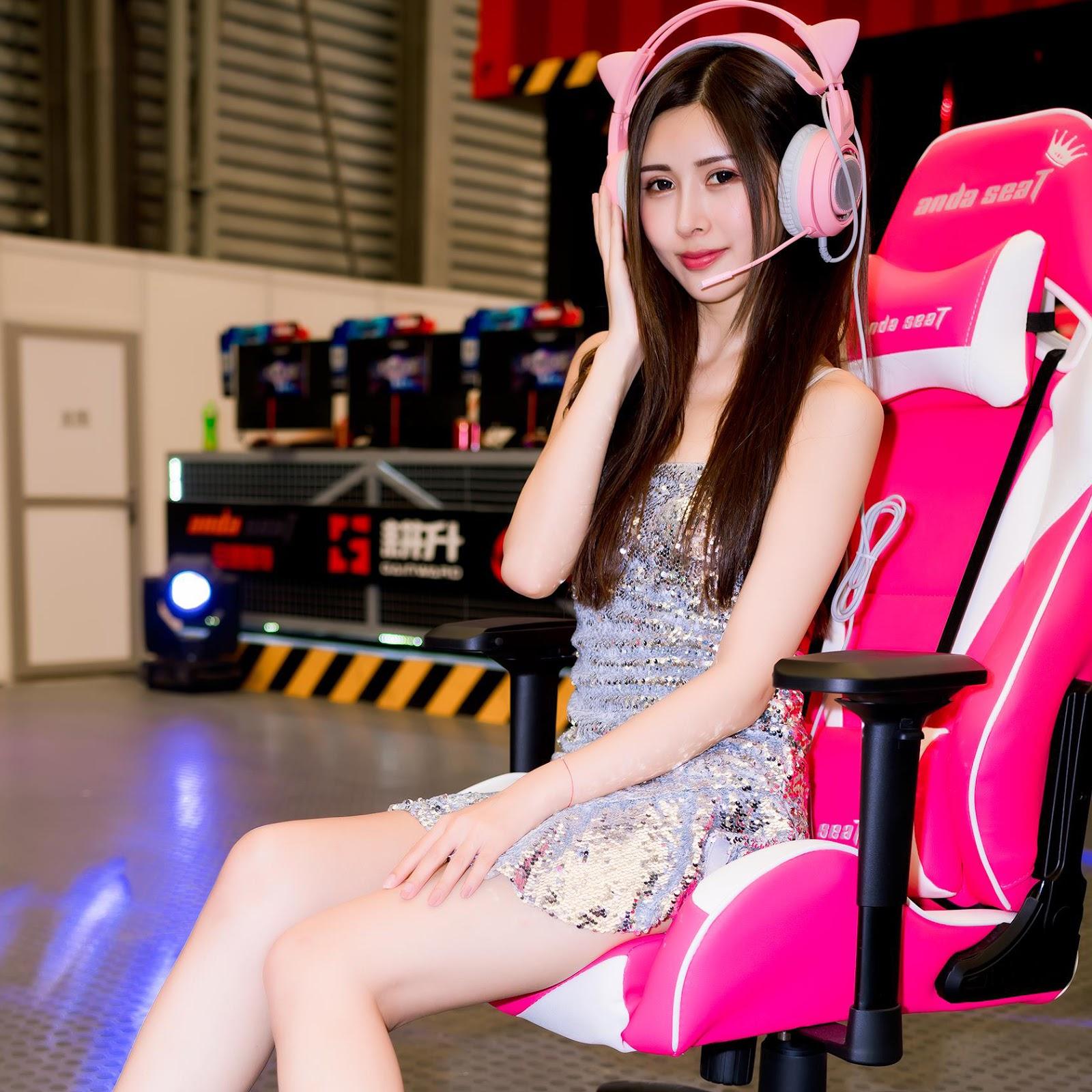 Nữ game thủ xinh nhất mà tui từng thấy