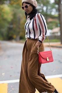 Wide Leg Pants Fall Fashion