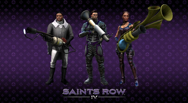 Saints Row IV Pack de Expansiones DLC PC