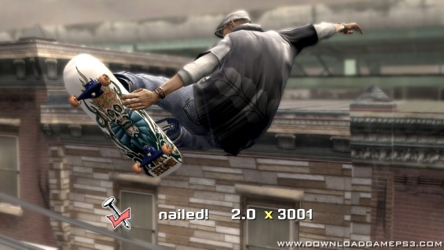 Tony Hawk Proving Ground - Download game PS3 PS4 RPCS3 PC free