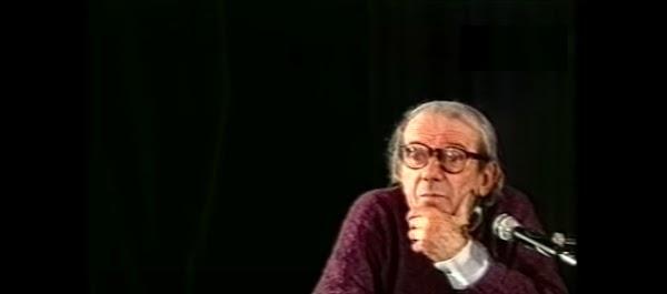 Gilles Deleuze | ¿Qué es el acto de creación? (Conferencia)