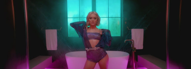 Zara Larsson Stuns In Colourful 'Ruin My Life' Video