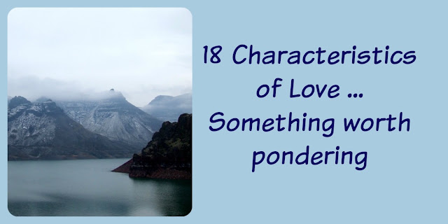 18 Characteristics of Biblical Love found in Romans 12
