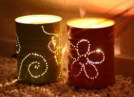 DIY: Luminárias Criativas