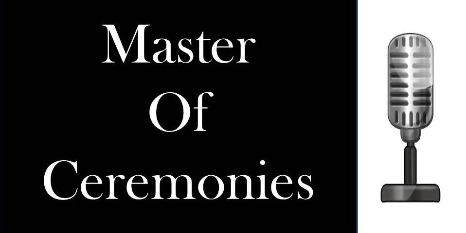 Master of ceremony