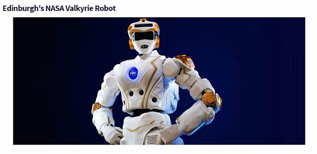 احدث الروبوت ،روبوتات ناسا