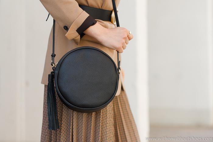 Bolso Bandolera modelo Zoey de Gigi New York