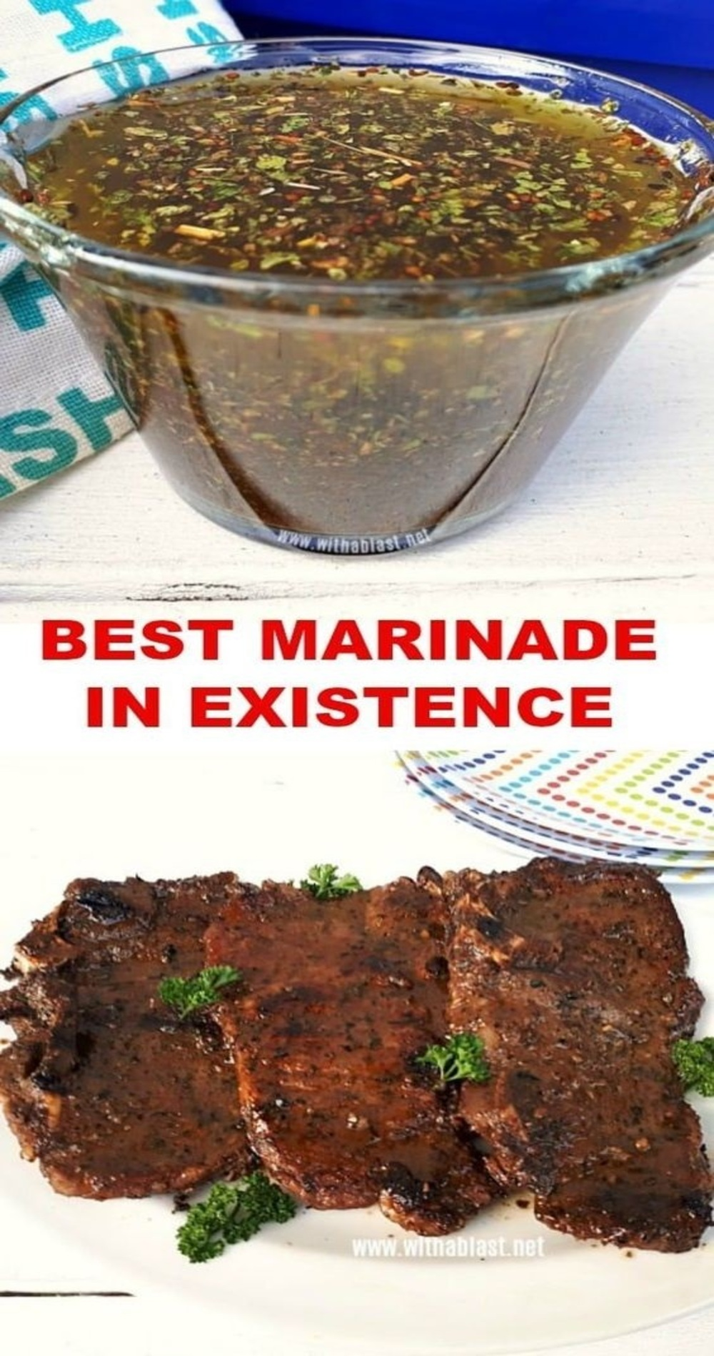Best Marinade In Existence