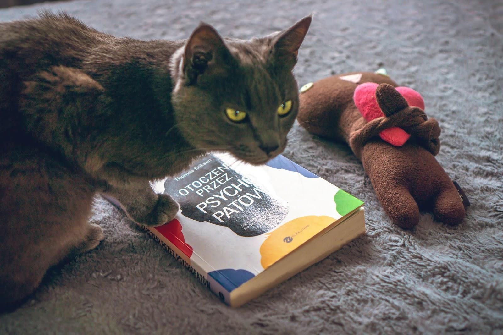 """#59 Thomas Erikson """"Otoczeni przez psychopatów"""""""