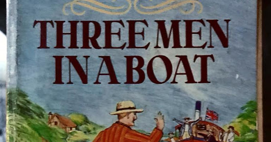 Book Review: Three Men in a Boat by Jerome K Jerome
