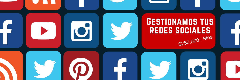 gestionamos tus redes sociales - tejiendowebs