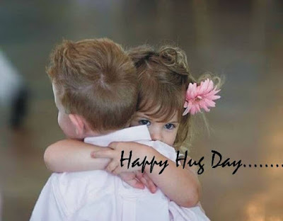 Cute Hug Day Whatsapp Images DP