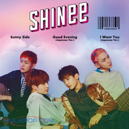 SHINee – Sunny Side (Japanese Version) – Single (ITUNES PLUS AAC M4A)