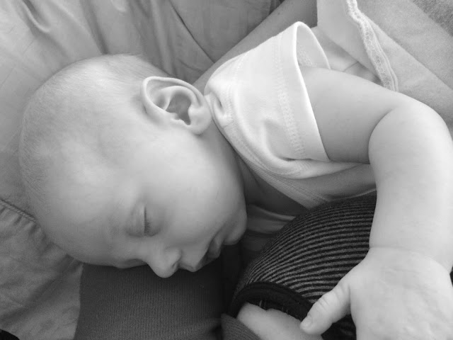 My Breastfeeding Journey of two years via A Slice of Brie