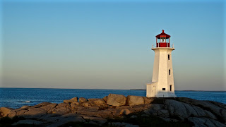 Four Lighthouses (or Why You Matter)